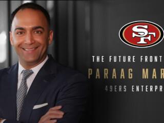 The Future Front Office: Paraag Marathe, 49ers Enterprises