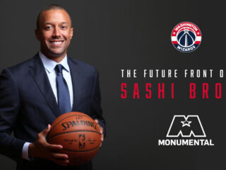 The Future Front Office: Sashi Brown, Monumental Basketball