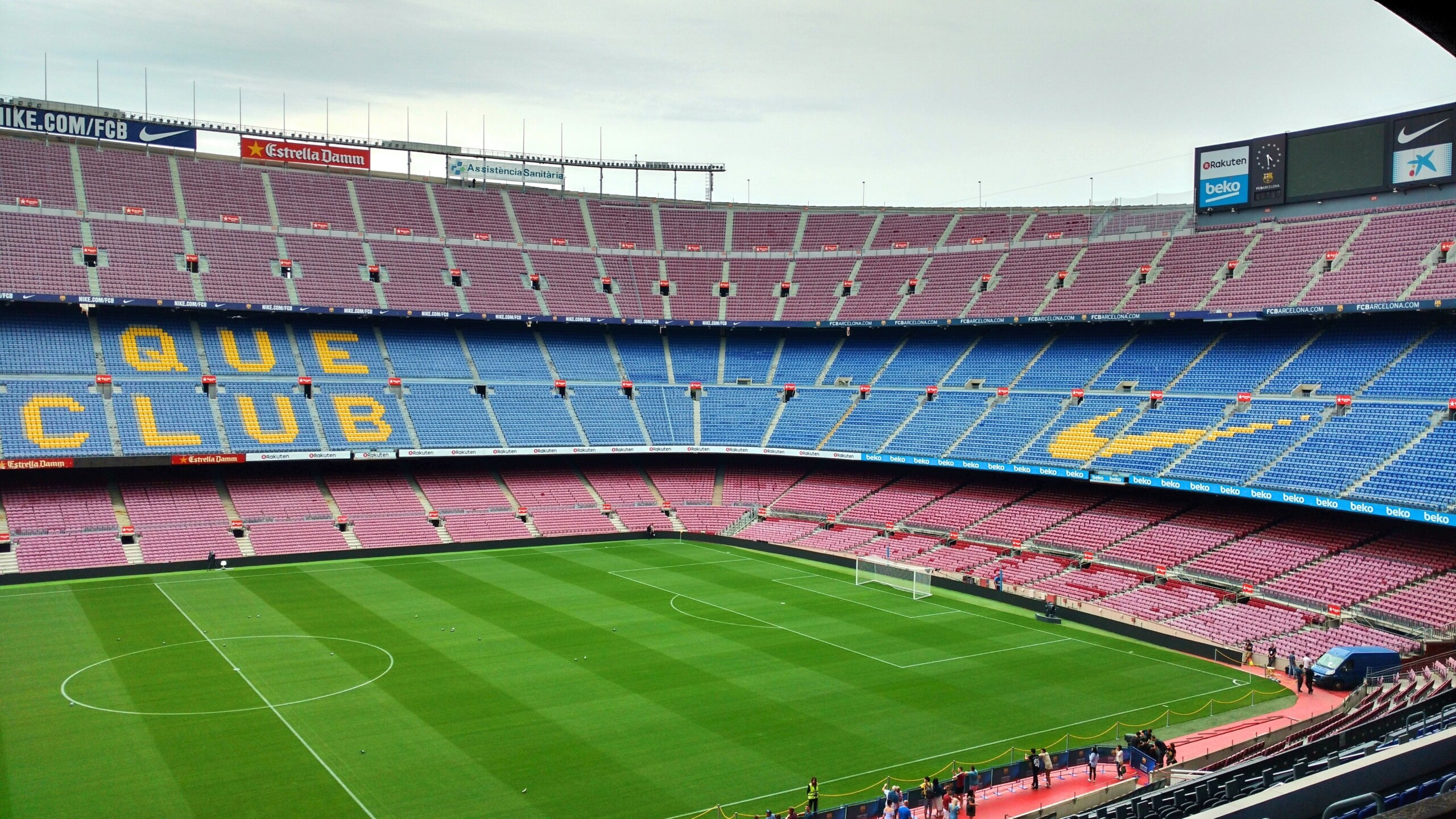 FC Barcelona and the Importance of Organizational Agility